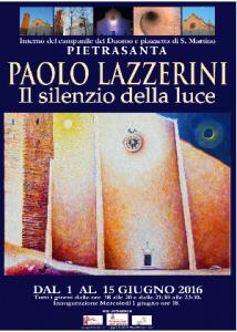 Paolo Lazzerini al Duomo di Pietrasanta