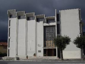 Chiesa SS. Sacramento a Pietrasanta LU Italy