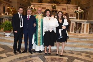 Battesimo di Francesca