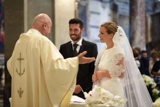 Matrimonio di Federico e Tanja