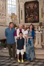 Battesimo di Cesare 16 Giugno 2018
