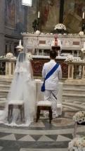Matrimonio Linda e Claudio 5.8.2017 Altare