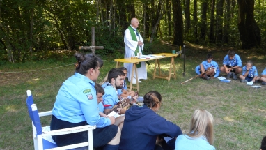 SCOUT Campo estivo 2018 (Valdena in Val Venera (PR)4