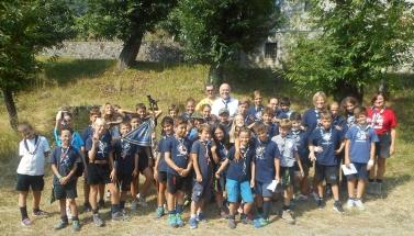 SCOUT Vacanze di branco estive 2018 (Treschietto di Bagnone - MS)1 (5)