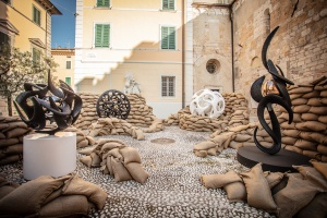 Meggiato 2019 Campanile duomo Pietrasanta