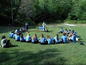 Campo Estivo Scout 2015