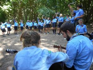 Campo Estivo Scout 2017