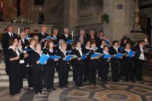 Schola Cantorum Concerto del 9 Agosto 2013