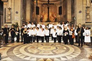 schola cantorum strumentisti