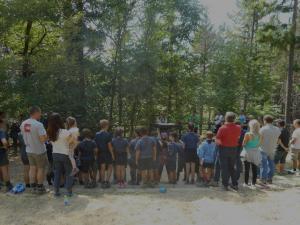 Vacanze di BrancoCastellonchio (FI)  -  16 / 20 agosto 2017